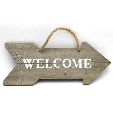 Colgador Welcome